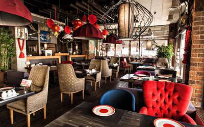Банкетный зал ресторана Gray Goose на Северной фото 1