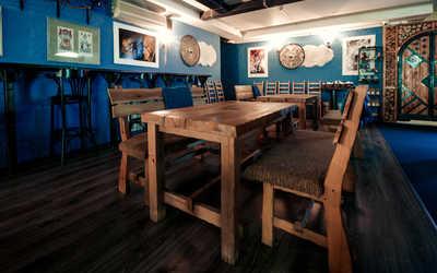 Банкетный зал пивного ресторана Varvar (Варвар) на улице Пискунова фото 3