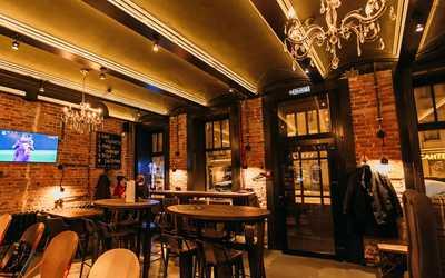 Банкетный зал гастробар Drunk & Happy на Разъезжей улице фото 1