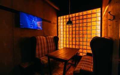 Банкетный зал гастробар Drunk & Happy на Разъезжей улице фото 2