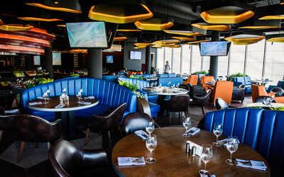 Банкетный зал ресторана Arbat Beer & Grill на Новом Арбате фото 2