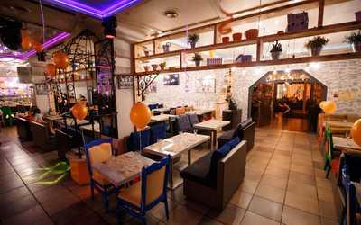 Банкетный зал ресторана Aperoll на Гражданском проспекте фото 3
