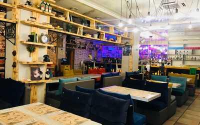 Банкетный зал ресторана Aperoll на Гражданском проспекте фото 1