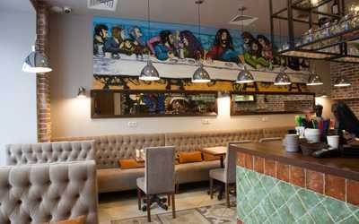 Банкетный зал ресторана Бразилиан на Покровке фото 2