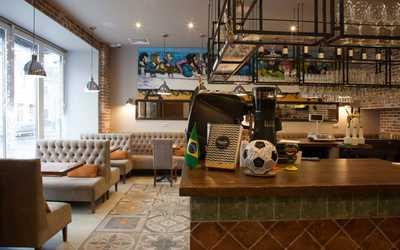 Банкетный зал ресторана Бразилиан на Покровке фото 3