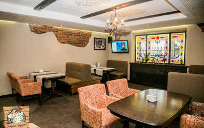 Банкетный зал ресторана Добрый грузин на Фурштатской улице фото 3
