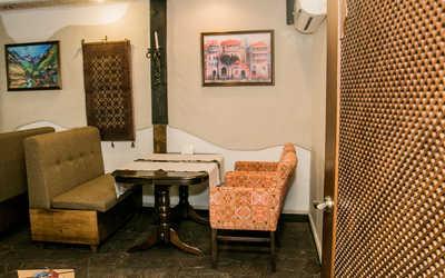 Банкетный зал ресторана Добрый грузин на Фурштатской улице фото 2