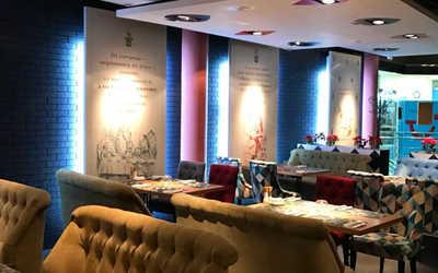 Банкетный зал ресторана 10/6 на Вешняковской  улице фото 3
