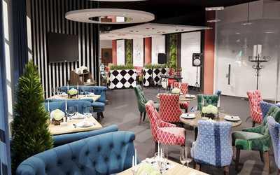 Банкетный зал ресторана 10/6 на Вешняковской  улице фото 1