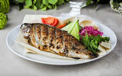 Меню ресторана Лунка 19 на Гофмейстерской улице фото 3