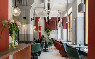 Банкетный зал ресторана Choice (Healthy Social Club) на Малой Никитской фото 1