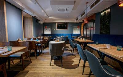 Банкетный зал ресторана Bird BQ на Гоголевском бульваре фото 1