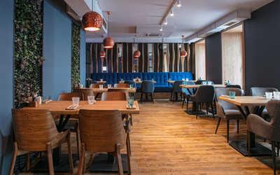 Банкетный зал ресторана Bird BQ на Гоголевском бульваре фото 3