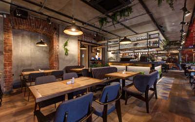 Банкетный зал ресторана Ketch Up (Кетч Ап) на 6-й линии В.О. фото 1