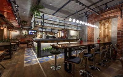 Банкетный зал ресторана Ketch Up (Кетч Ап) на 6-й линии В.О. фото 2