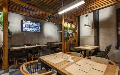 Банкетный зал ресторана Ketch Up (Кетч Ап) на Комендантской площади фото 3