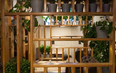 Банкетный зал ресторана Ketch Up (Кетч Ап) на Комендантской площади фото 2