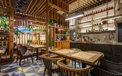 Банкетный зал ресторана Ketch Up (Кетч Ап) на Комендантской площади фото 1