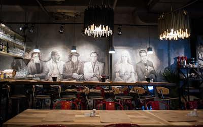 Банкетный зал ресторана Ketch Up (Кетч Ап) на проспекте Энгельса фото 2