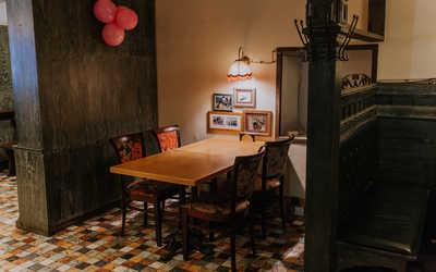 Банкеты ресторана Хочу Мяса на Кутузовском проспекте фото 3