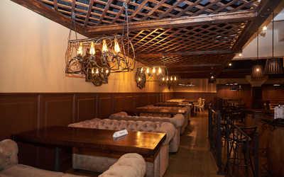 Банкетный зал ресторана Наршараб на улице Большой Покровской фото 2
