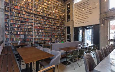 Банкетный зал бара Поэт (Poet) в Нижнем Сусальном переулке фото 3