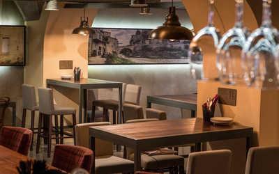 Банкетный зал кафе Gino bar e cucina в Биржевом переулке фото 3
