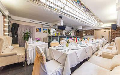 Банкетный зал кафе Греми на 7-ой Красноармейской улице фото 2