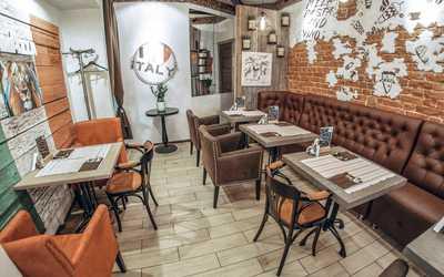 Банкетный зал ресторана Feel Italian на Пятницкой фото 2