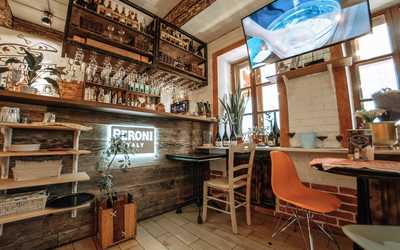 Банкетный зал ресторана Feel Italian на Пятницкой фото 3