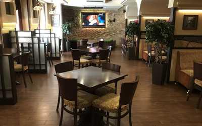 Банкетный зал кафе Атмосфера (Atmosfera) на Чкаловском проспекте фото 2