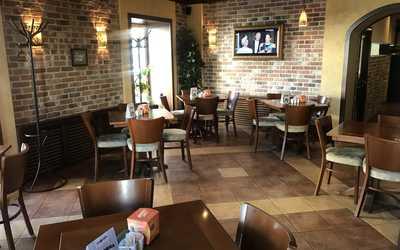 Банкетный зал кафе Атмосфера (Atmosfera) на Чкаловском проспекте фото 1