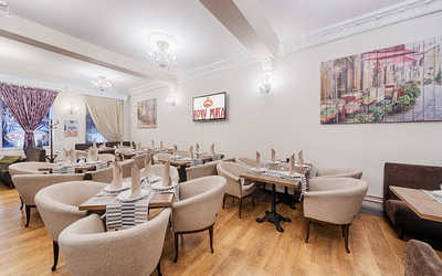 Банкеты ресторана Хочу Мяса на Садовой-Спасской фото 1