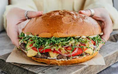 Меню ресторана Burger & Pizzetta фото 2
