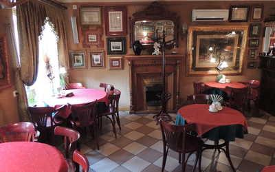 Банкетный зал кафе 1848 на набережной канала Грибоедова фото 1