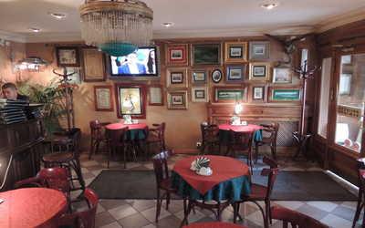 Банкетный зал кафе 1848 на набережной канала Грибоедова фото 2