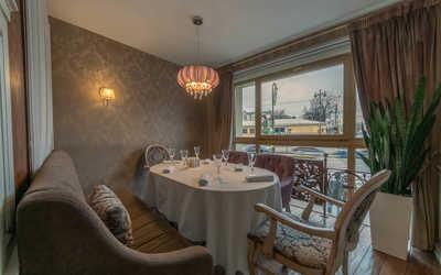Банкетный зал ресторана Tone (Тонэ) на Московском проспекте фото 2