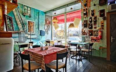 Банкетный зал кафе Коммунальная страна на Кронверкском проспекте фото 1