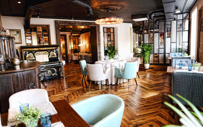 Банкетный зал ресторана Фонтанка 30 на набережной реки Фонтанки фото 1