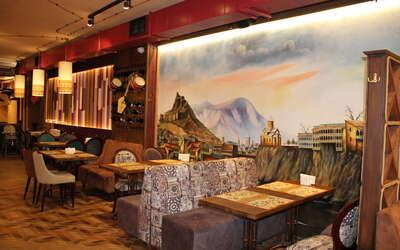 Банкетный зал кафе Чача и Хинкали на Шлиссельбургском проспекте фото 1