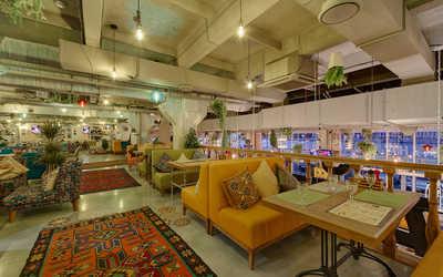 Банкетный зал ресторана Чайхана Чабрец на Аптекарской набережной фото 3