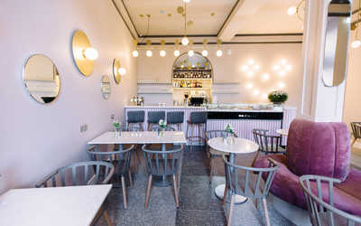 Банкетный зал ресторана Джульетта (Giulietta) на Инженерной улице фото 3