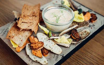 Меню пивного ресторана Brasserie Lambic (Брассерия Ламбик) на Страстном бульваре фото 1