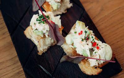 Меню пивного ресторана Brasserie Lambic (Брассерия Ламбик) на Страстном бульваре фото 9