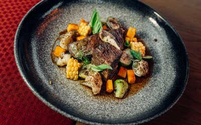 Меню пивного ресторана Brasserie Lambic (Брассерия Ламбик) на Страстном бульваре фото 3