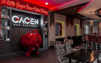 Банкетный зал бара Гаген (Gagen) на Некрасова фото 2