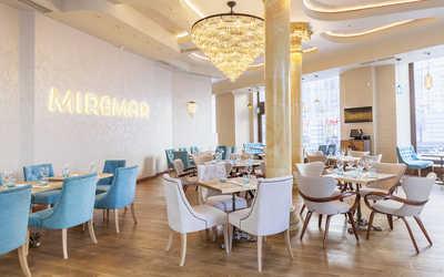 Банкетный зал ресторана Мирамар (Miramar) на Никольской фото 3