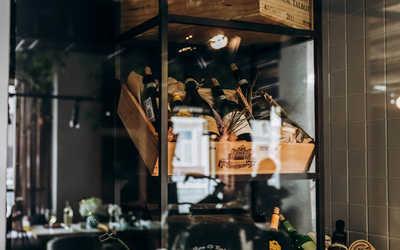 Банкетный зал кафе Тимьян на улице Пушкина фото 3