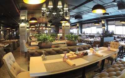 Банкетный зал ресторана Boobo (Бубо) на Дмитровском шоссе фото 1