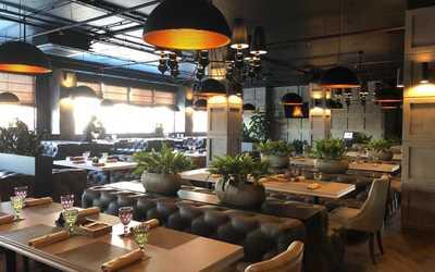 Банкетный зал ресторана Boobo (Бубо) на Дмитровском шоссе фото 3